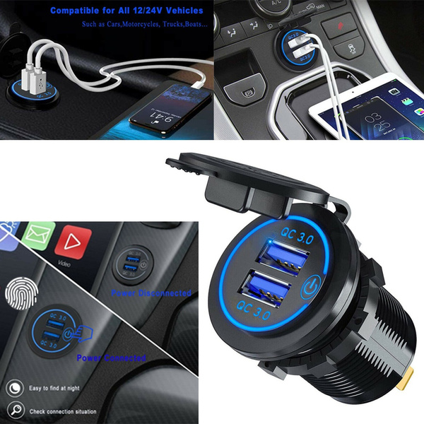 usb, Cars, Phone, charger
