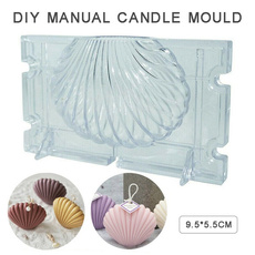 Craft Supplies, scallopcandle, candlemakingsupplie, seashell