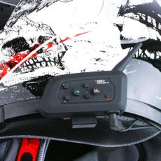 Plug, Helmet, Microphone, Earphone