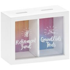 Box, retirementgrandkidsmoneybox