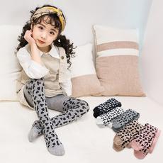 autumnwinter, Toddler, Leopard, Tights