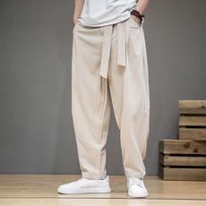 Summer, harem, trousers, Waist