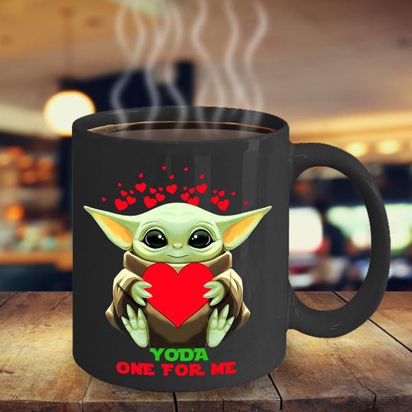 wishmug, Coffee, Heart, Ceramic