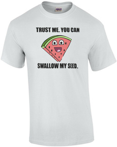 Funny, T Shirts, Seed, Shirt