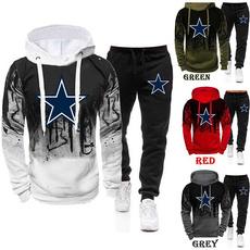 Men, pullover hoodie, Sleeve, jogging suit