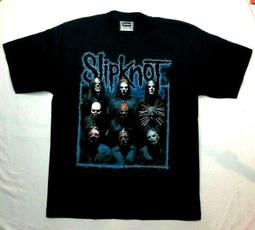 Men, Shirt, official, slipknot