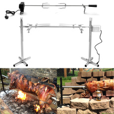 Steel, Grill, bbqroasterrack, Outdoor