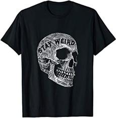 fathersdaytshirt, Goth, skull, Beauty