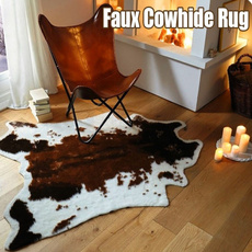 Office, cow, Home & Living, Rugs