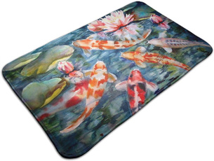 doormat, Outdoor, Door, fish