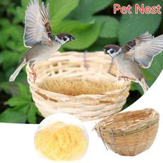 parrotnest, budgienest, Pets, birdnestinggras