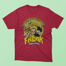 Fashion, freak, furry, Men