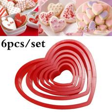 Heart, heartcookiemould, bakingtoolsaccessorie, sugarmold