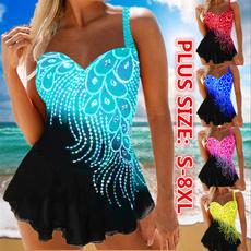 Women's Fashion, Bikinis Set, women beachwear, plus size bikinis