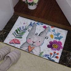 cute, Bathroom, Mats, floor