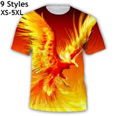 Mens T Shirt, Shorts, Fashion, Phoenix