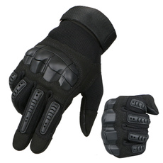 Touch Screen, Medium, leather, motorcycleglove