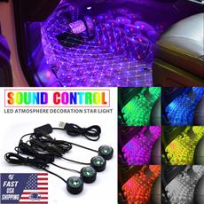 lights, led, usb, Colorful