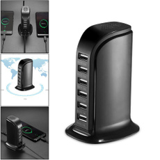 chargetower, usb, Hubs, overchargeprotection