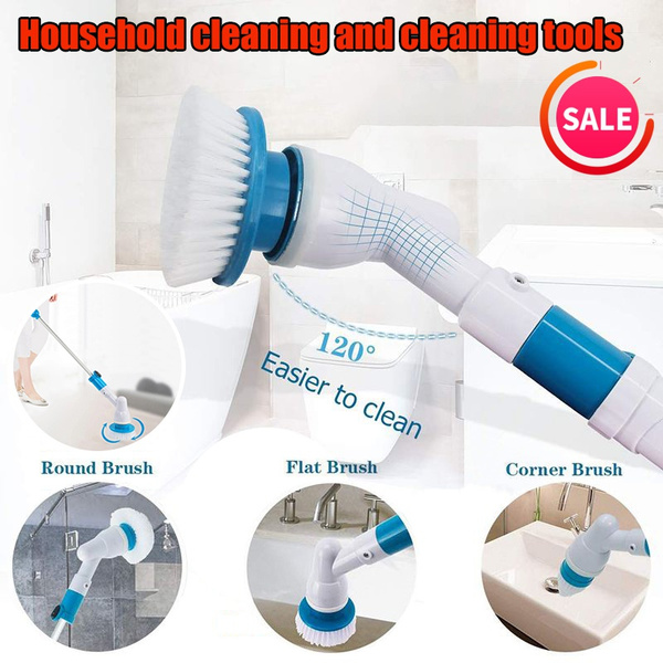 cleaningbrushset, Bathroom, Electric, electriccleaner