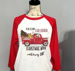 Hallmark, Fashion, Christmas, Sleeve