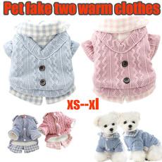 Cotton, Fashion, dog coat, Winter