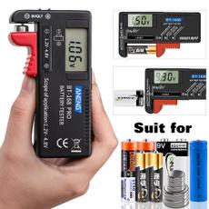 batteryvoltmeter, Capacity, batteryvoltchecker, batteryvolttester