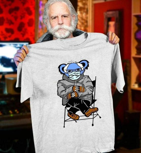 berniesander, Funny T Shirt, Cotton T Shirt, Classics