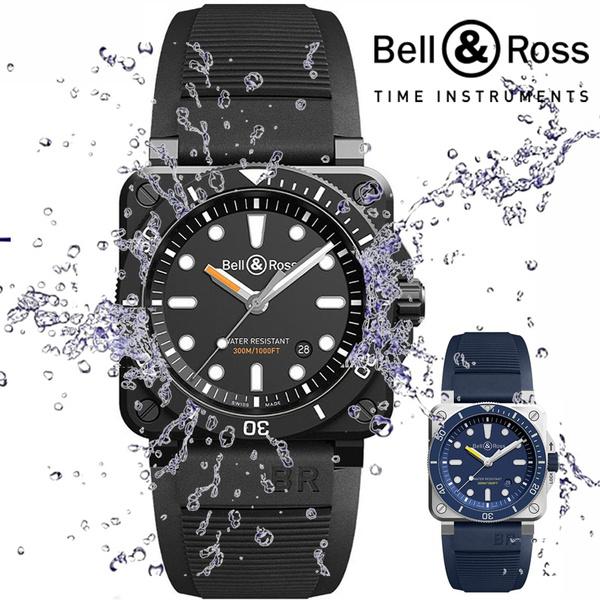 dial, bellrosswatch, Watch, quratzwatch