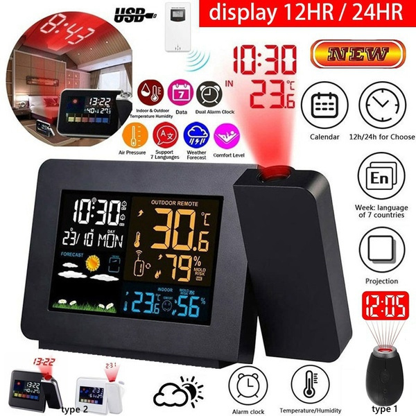 led, projector, Gifts, Led Clock