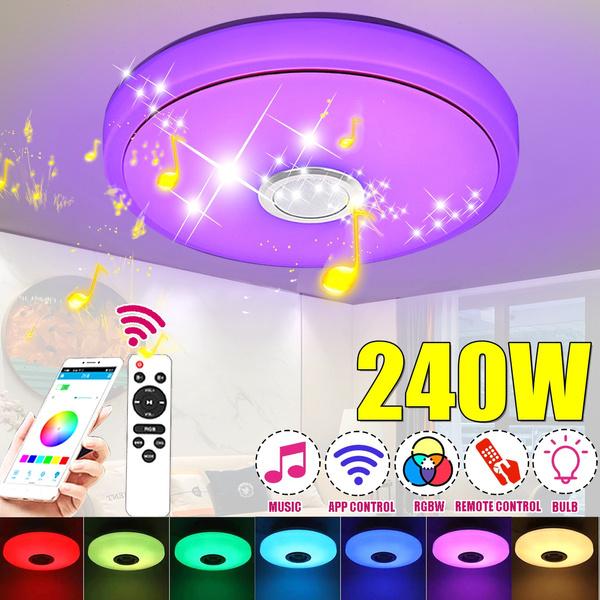 rgbceilinglight, ledceilinglight, led, Home Decor