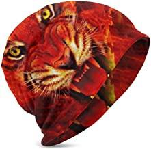 Tiger, Beanie, Fashion, winter cap
