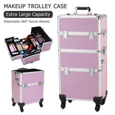 aluminummakeupcase, Makeup bag, Beauty, Makeup