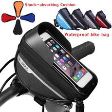 bikeseat, standholder, Touch Screen, mtbpack