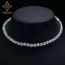 Fashion, Jewelry, Chain, Choker