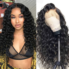 wig, hair, Lace, Curly
