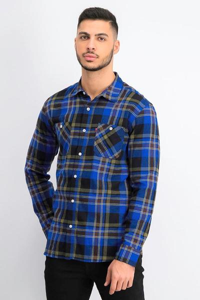 Blues, Pocket, Fashion, Shirt