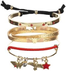 Jewelry, Bracelet, bioworld, gold