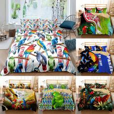 Parrot, Home & Living, Bedding, Home textile