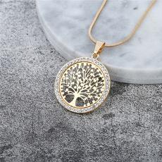 Pendant, Women, peacetreenecklace, Jewelry