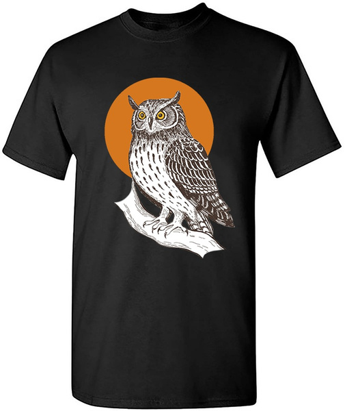 Owl, T Shirts, Fashion, Shirt