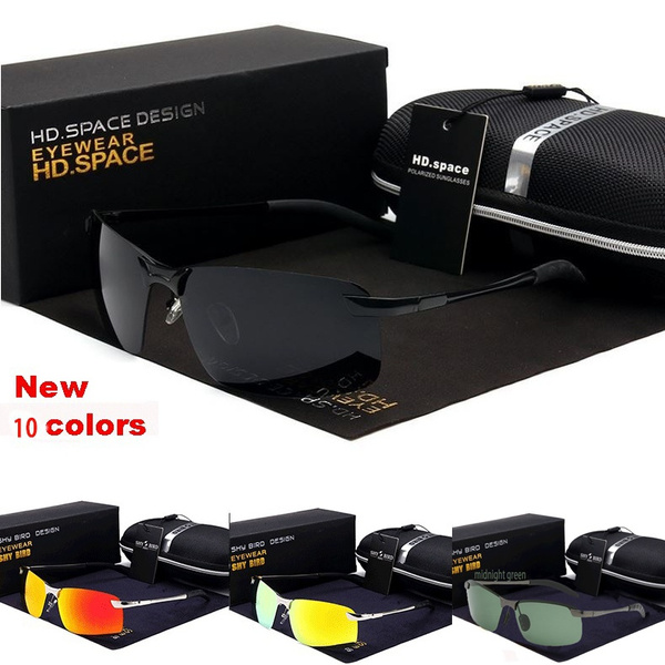 Polarized, Fashion, ultravioletproof, Glasses