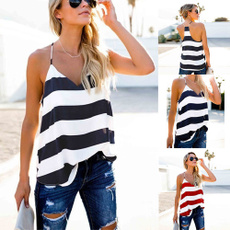 Plus Size, Tank, beachshirt, casual shirt