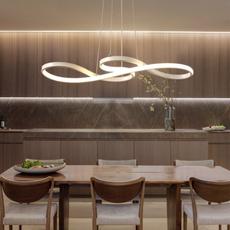 kitchenchandelier, ledpendantlight, led, Romantic