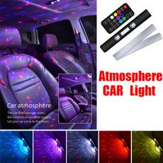 carinteriordecorativelight, Remote, Night Light, starlight