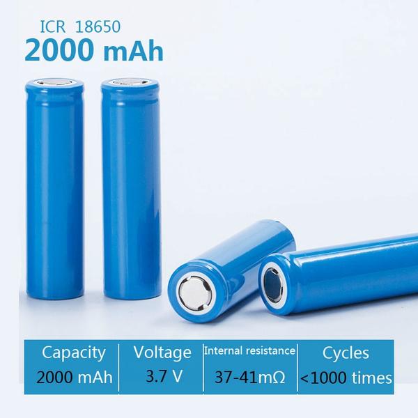 liionbatterie, icr18650, 18650battery, 18650
