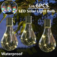 copperwirelamp, Light Bulb, solarlight, led