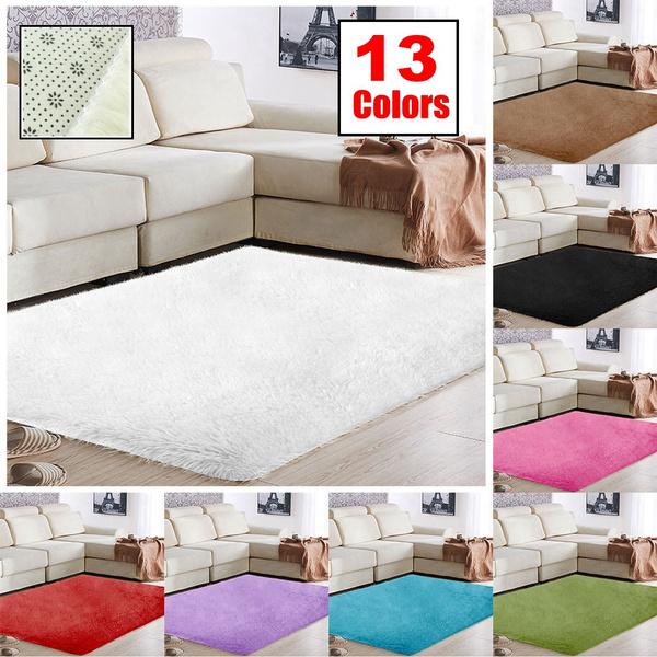 bedroomcarpet, Home & Living, fluffy, fluffyrug