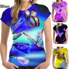 butterfly, Summer, Shorts, Jacket