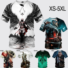Summer, Fashion, art, Shirt